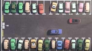 开着缤越玩跑跑卡丁车是什么样的体验?至少停车不用愁了···