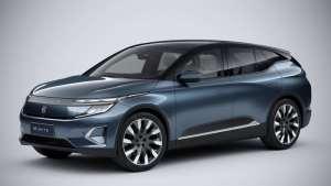 电动GO | 拜腾首款高端智能电动SUV M-Byte将于今年正式上市