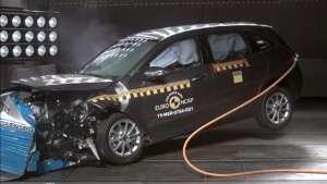 买车选择很头疼?看完这组碰撞测试,就知道选谁!