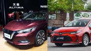 15万预算,日产轩逸与丰田卡罗拉怎么选?哪款动力更好?