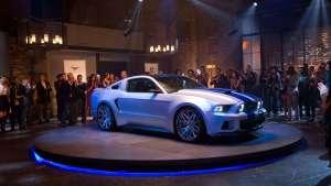 野马(Mustang)最帅出场方式,电影原声,男人都梦想拥有的跑车