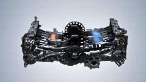硬核技术打造完美驾控体验,斯巴鲁带你了解水平对置发动机!