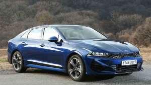 电动GO | 国产全新一代起亚K5混动版将亮相北京车展