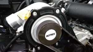 将近千匹马力的超跑柯尼塞格搭载ROTREX机械增压
