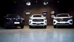 热门自主SUV智能驾驶大PK,哈弗F7究竟比竞品强在哪儿?