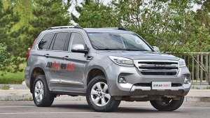 哈弗H9保值率值得肯定 国内中大型SUV保值率榜单发布