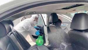 私家车消毒如何正确消毒