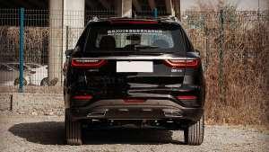 廉价SUV还得看吉利!质量品控有保证,仅6万起步,外观依旧有面子