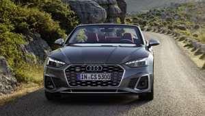 奥迪运动轿跑S5全新上市,配V6引擎,5s内轻松破百!