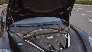 同级最好的动力表现 保时捷Panamera行政加长版驾驶体验