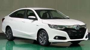 本田最便宜的混动 油耗仅4L 凌派混动将在今年7月上市