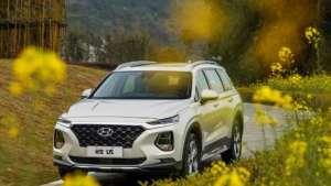 北京现代旗舰SUV第四代胜达搭载2.0T 8AT,会成为细分开拓者?