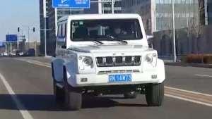 《秒懂车》:北京BJ80