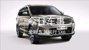 创业青年最佳选择,大七座SUV东风风行SX6了解一下