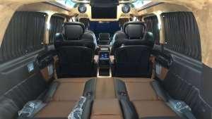 奔驰v260:头等舱也只是这个样子,网友:主要是它还可以移动。