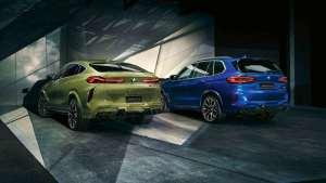 每天一款神仙车丨4秒破百 价格下探,宝马X5M/X6M正式上市