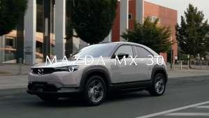 马自达首款电动车MX-30,还有内味儿吗?