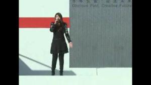 新长安之星发布会中国好声音魏语诺献唱
