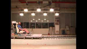 菲翔C-NCAP安全测试 座椅鞭打碰撞