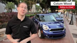 2013款全新MINI Paceman车展评测