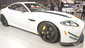 17万美金 全新捷豹XKR-S GT 隆重登场