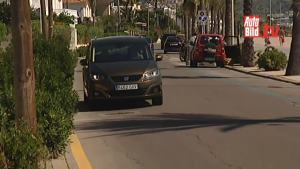 2013上海车展 西雅特Alhambra或将引进