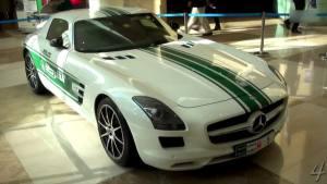 4700万ONE-77领衔 迪拜警车豪华阵容