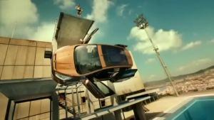 无B柱更宽敞 2013款全新福特B-MAX
