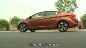 易车体验 试驾北京现代朗动操控篇