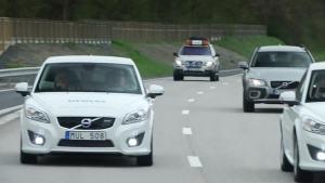 环保未来 第二代沃尔沃C30电动车队