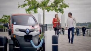 小车的乐趣 雷诺Twizy精彩广告