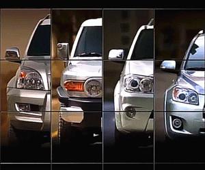 丰田SUV家族 独领越野先锋极负盛名