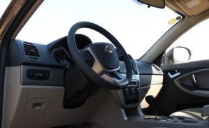 易车体验 试驾吉利全球鹰GX7内饰篇