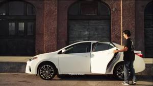 运动的能量 丰田品牌力量宣传广告