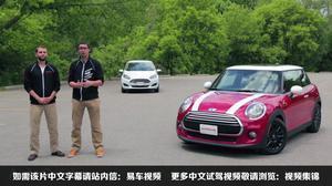 2014款MINI Cooper 挑战2014福特嘉年华