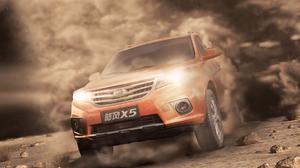 陆风汽车X5SUV车型 8AT 15秒视频