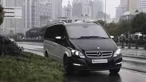 移动的总裁办公室 奔驰唯雅诺MPV商务车