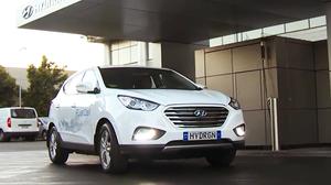 现代ix35燃料电池车技术解读 创新科技