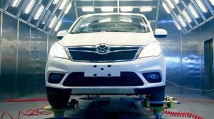严苛造车流程 实拍北汽幻速H2生产车间