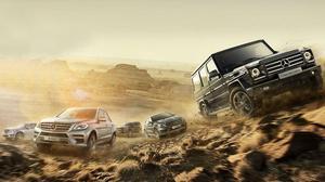 梅赛德斯-奔驰SUV家族 2015征服之旅