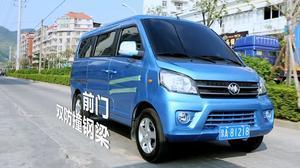福汽启腾M70微车 载人拉货实用性强