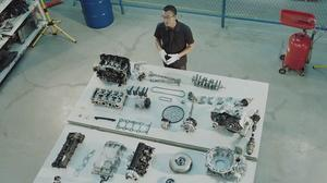 揭开现象看本质 奔腾B70动力系统拆解