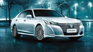 一汽丰田全新皇冠 配10项智能安全系统