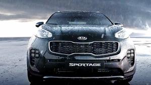 2015法兰克福车展 起亚sportage将首发