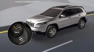 国产Jeep自由光 路况模式自选技术演示