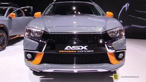 2016日内瓦车展 三菱ASX新概念车发布