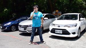 家用车PK 纳智捷S3/丰田威驰/现代瑞纳