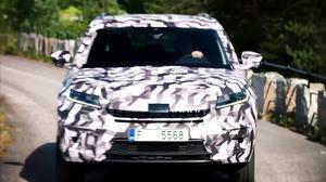 全新SUV斯柯达KODIAQ 2017年初上市