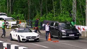 不可思议 奔驰AMG GT S竞速ML63 AMG