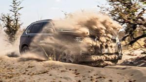 皮实抗造 新款宝马X5非洲沙漠嗨翻天